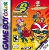 Rocket Power Gettin' Air - Game Boy Color