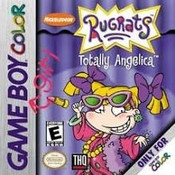 Rugrats Totally Angelica - Game Boy Color