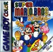 Super Mario Bros. Deluxe - Game Boy Color