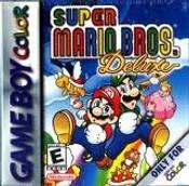 Super Mario Bros. Deluxe - Game Boy Color