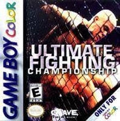 Ultimate Fighting Championship - Game Boy Color