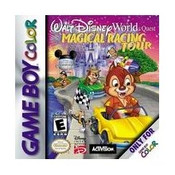 Walt Disney World Quest: Magical Racing Tour - Game Boy Color