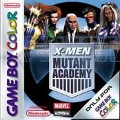 X-Men Mutant Academy - Game Boy Color