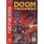 Doom Troopers - Genesis Game