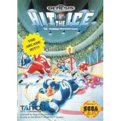 Hit The Ice - Genesis Game