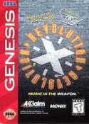 Revolution X - Genesis Game
