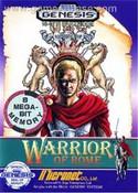 Warrior of Rome - Genesis Game