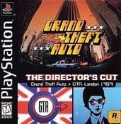 GTA Director's Cut - PS1 Game