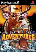 Cabela's Outdoor Adventures - PS2 Game