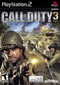 Call of Duty 3 - PS2 Game