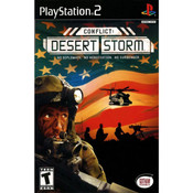 Conflict Desert Storm Video Game for Sony PlayStation 2