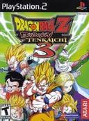 Dragon Ball Z Budokai Tenkaichi 3- PS2 Game