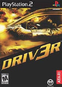 Driv3r - PS2 Game