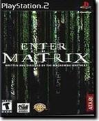 Enter The Matrix - PS2 Game