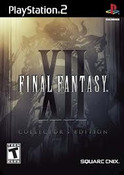 Final Fantasy XII Collector's Edition - PS2 Game