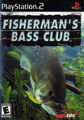Fisherman's Bass Club - PS2 Game