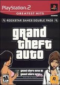 GTA Double Pack Greatest Hits - PS2 Game