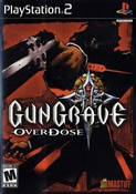 Gungrave Overdose - PS2 Game