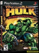 Incredible Hulk Ultimate Destruction - PS2 Game