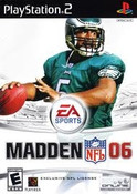 Madden 06 - PS2 Game