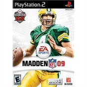 Madden NFL 09 - PS2 Game