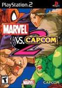 Marvel Vs. Capcom 2 - PS2 Game