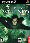 Matrix Path of Neo - PS2 Game