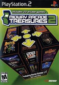 Midway Arcade Treasures 2 - PS2 Game