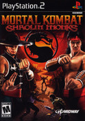 Mortal Kombat Shaolin Monks - PS2 Game