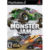 Monster Jam - PS2 Game