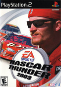 Nascar Thunder 2003 - PS2 Game