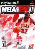 NBA 2K11 - PS2 Game