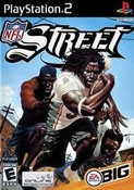 NFL Street - PS2 Game