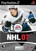 NHL 07 - PS2 Game