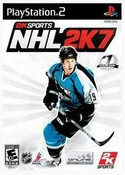 NHL 2K7 - PS2 Game