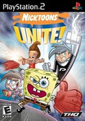 Nicktoons Unite! - PS2 Game