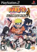 Naruto Ultimate Ninja - PS2 Game