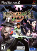 Phantasy Star Universe - PS2 Game