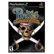 Pirates Legend Of Black Kat- PS2 Game