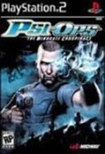 Psi-Ops Mindgate Conspiracy - PS2 Game