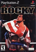 Rocky - PS2 Game