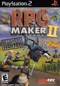 RPG Maker II - PS2 Game