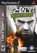 Splinter Cell Double Agent - PS2 Game