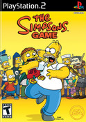 Simpson's Game, The - PS2 Game
