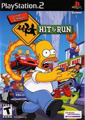 Simpson's Hit & Run - PS2 Game