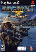 SOCOM II Navy Seals - PS2 Game