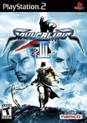 Soul Calibur III - PS2 Game