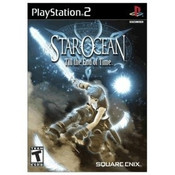 Star Ocean Till The End Of Time- PS2 Game
