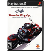 Tourist Trophy The Real Riding Simulator - PS2 Game