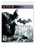 Batman Arkham City - PS3 Game